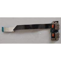 Плата USB Toshiba A200 с разбора