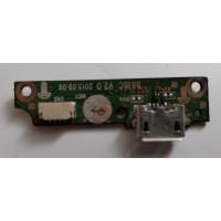 Плата питания с разъемом micro USB 8618C V2.0 для планшета Prestigio Multipad 4 Diamond 7.85 3G Б/У