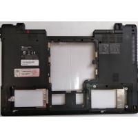 Нижняя часть корпуса Packard Bell EASYNOTE LX86-JP-001RU ZYEA с разбора