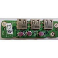 Плата USB Packard Bell EASYNOTE LX86-JP-001RU ZYEA с разбора