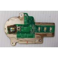 Плата кнопки включения Packard Bell EASYNOTE LX86-JP-001RU ZYEA с разбора