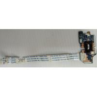 Плата кнопки включения Acer E1-571-32344G50MNKS с разбора