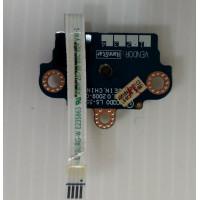 Плата кнопки регулирования громкости Acer 5942G-434G50MI с разбора