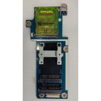 Плата CardReader Acer 5942G-434G50MI с разбора