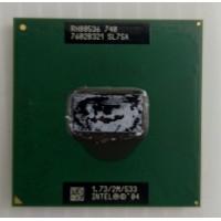 Процессор Intel Pentium M 740 1733MHz SL7SA 7602B321 533MHz с разбора