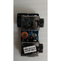 Плата Audio HP DV3-2210ER с разбора