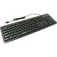 Клавиатура проводная Smartbuy ONE 226 USB Black (SBK-226-K)