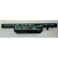 Аккумулятор Clevo/DNS W650 W650SF W650SH W650SR W655SR W670SHQ 11.1V 4400mAh