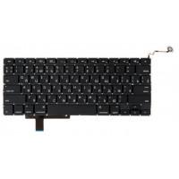 Клавиатура Apple A1297 RU черная плоский enter
