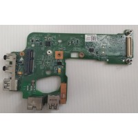 Плата USB Audio Dell N5110 P17F001 P17F с разбора