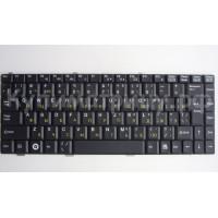 Клавиатура Fujitsu V2030 V3515 черная с разбора