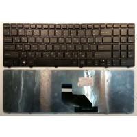 Клавиатура MSI CR640 CX640 CX640DX черная с рамкой с разбора