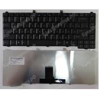 Клавиатура Acer 1680 3000 1410 черная с разбора