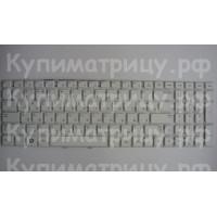 Клавиатура Samsung 300E5A NP300E5V 300V5A 305E5A 305V5A NP350E5C NP30E7A белая без рамки с разбора