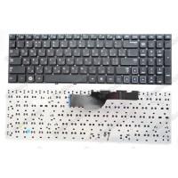Клавиатура Samsung 300E5A NP300E5V 300V5A 305E5A 305V5A NP350E5C NP30E7A черная без рамки с разбора