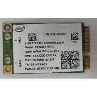 Wi-F модуль Lenovo S12 20021 R39Y39C25701 с разбора