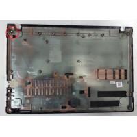 Нижняя часть корпуса Lenovo 100-14IBY 80MH002JRK с разбора с дефектом