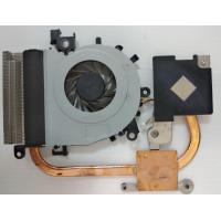Система охлаждения eMachines D732G-332G25MIKK с разбора