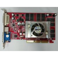 Видеокарта Palit GeForce FX5500 AGP8X 128M с разбора