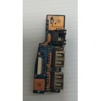 Плата USB Packard Bell EasyNote TJ71-SB-109RU MS2285 с разбора