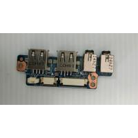 Плата USB Audio Dexp W950TU с разбора