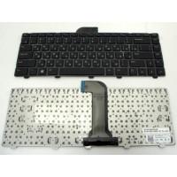 Клавиатура Dell  3421 3437 5421 5437 5523 M431R черная