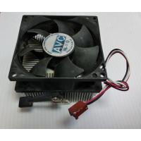 Система охлаждения AVC AM2 HI.12900.001 3pin с разбора