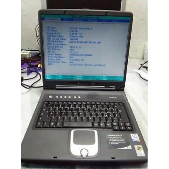 Ноутбук Acer MS2138 на разбор