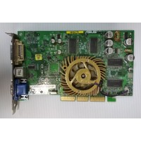 Видеокарта Asus V9520/TD/P-128M с разбора донор