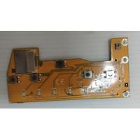 Плата кнопки включения RoverBook PARTNER E418L с разбора