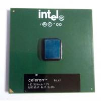 Процессор Intel Celeron 633 128 66 1.7 BX80526F633128 SL4PA с разбора