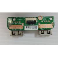 Плата USB MSI MS-1245 с разбора