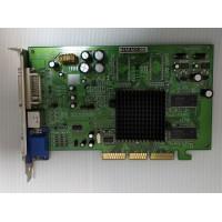 Видеокарта Radeon 9200SE 128MB с разбора