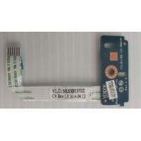 Плата LED подсветки Lenovo G505S с разбора