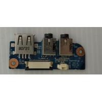 Плата USB Audio DNS W253EGQ с разбора