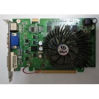 Видеокарта Palit GeForce 8500GT PCI-E 256MB DDR2 с разбора