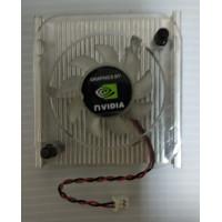 Система охлаждения NVIDIA с разбора